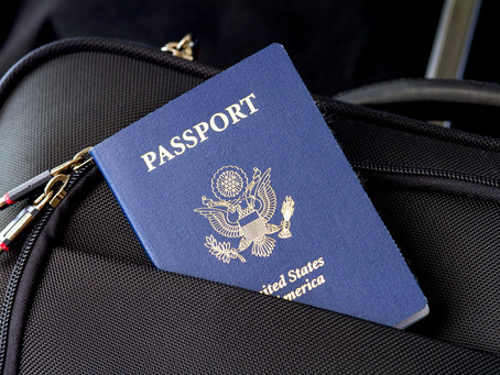 Why You Should Renew Your Passport Now