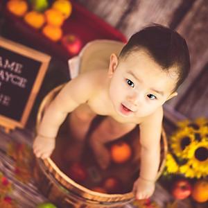 Baby Milestone - Fruit Smash Rayce