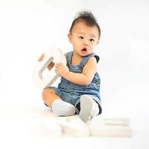 Baby Milestone - Little Kyan