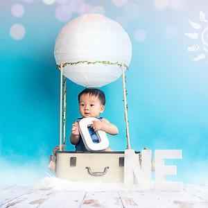 Baby Cake Smash Session