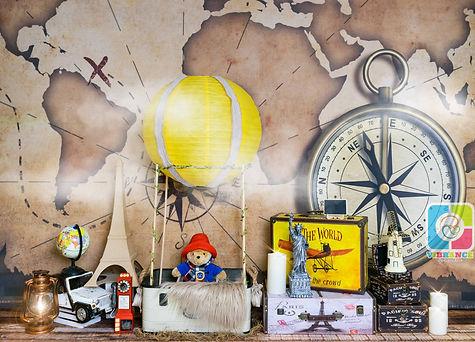 Vibrance - Travel Around the World Yello