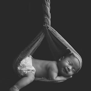 Baby Phoebe Newborn Session