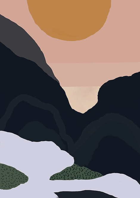 Valley Dusk
