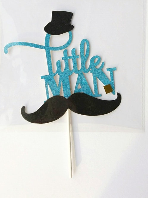 "Топпер ""Little man"""