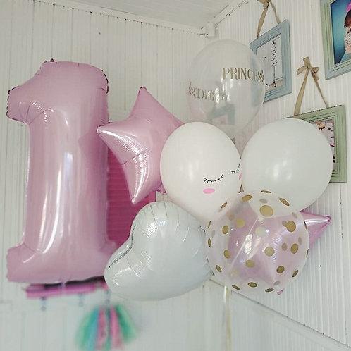 Набор на День рождения девочки