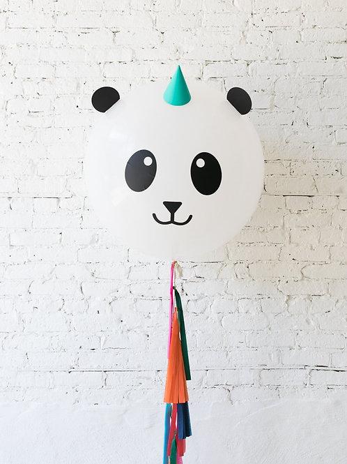 Гигант Панда на гирлянде Тассел