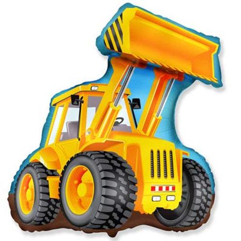 Шар Трактор с гелием