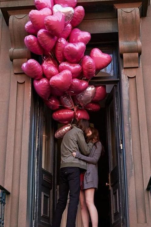 25 сердец Valentine love