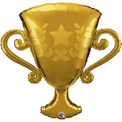 Шар Кубок Чемпиона с гелием