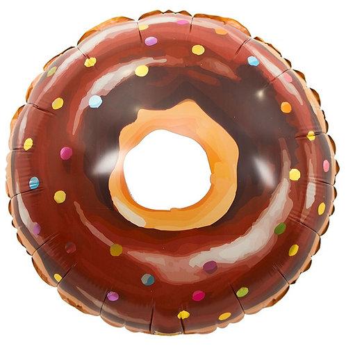 Шар Пончик с гелием