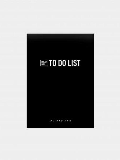 Блокнот чеклистов Dream&Do ToDo list
