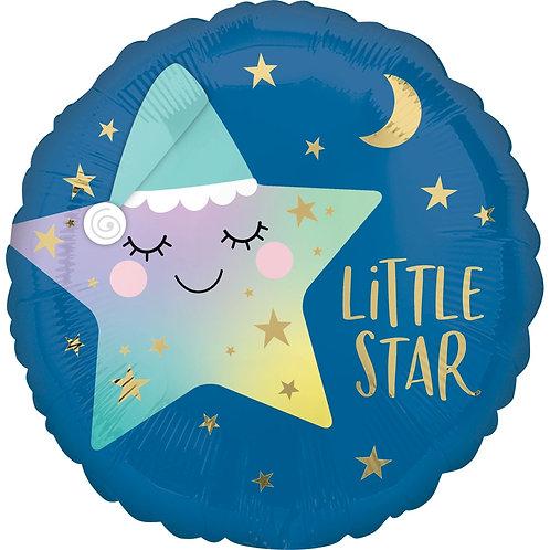 Круг Спящая маленькая звезда
