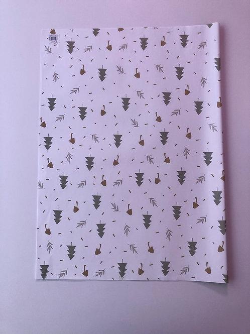 Листы бумаги по штучно маленькие