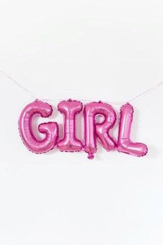 Гирлянда Girl
