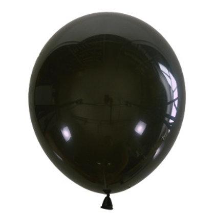 Черный 30 см