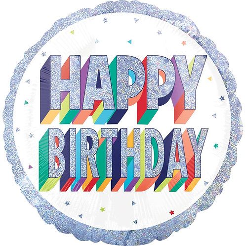 Круг Твой день рождения