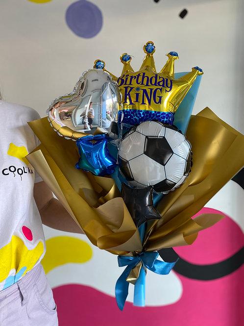 Букет Birthday King