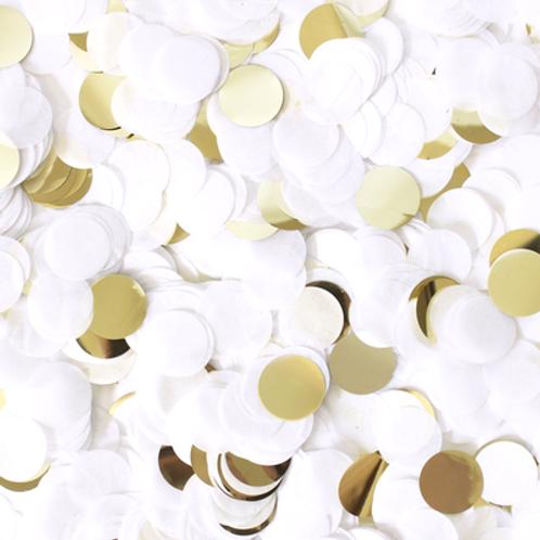 White& Gold mix