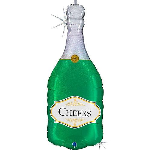 Шар Шампанское с гелием