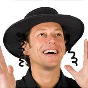 Шляпа с Пейсами