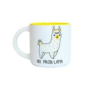 """Чашка """"No Prob-Lama"""" 350мл"""