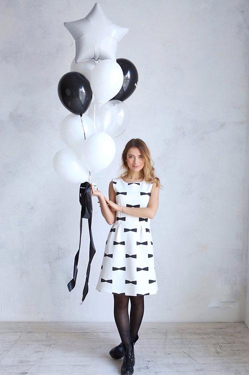 Букет Black & White