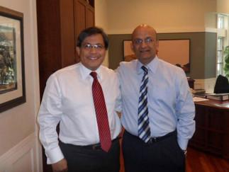 Directores de Harvard y de IDE Business School se reunieron en Massachusetts