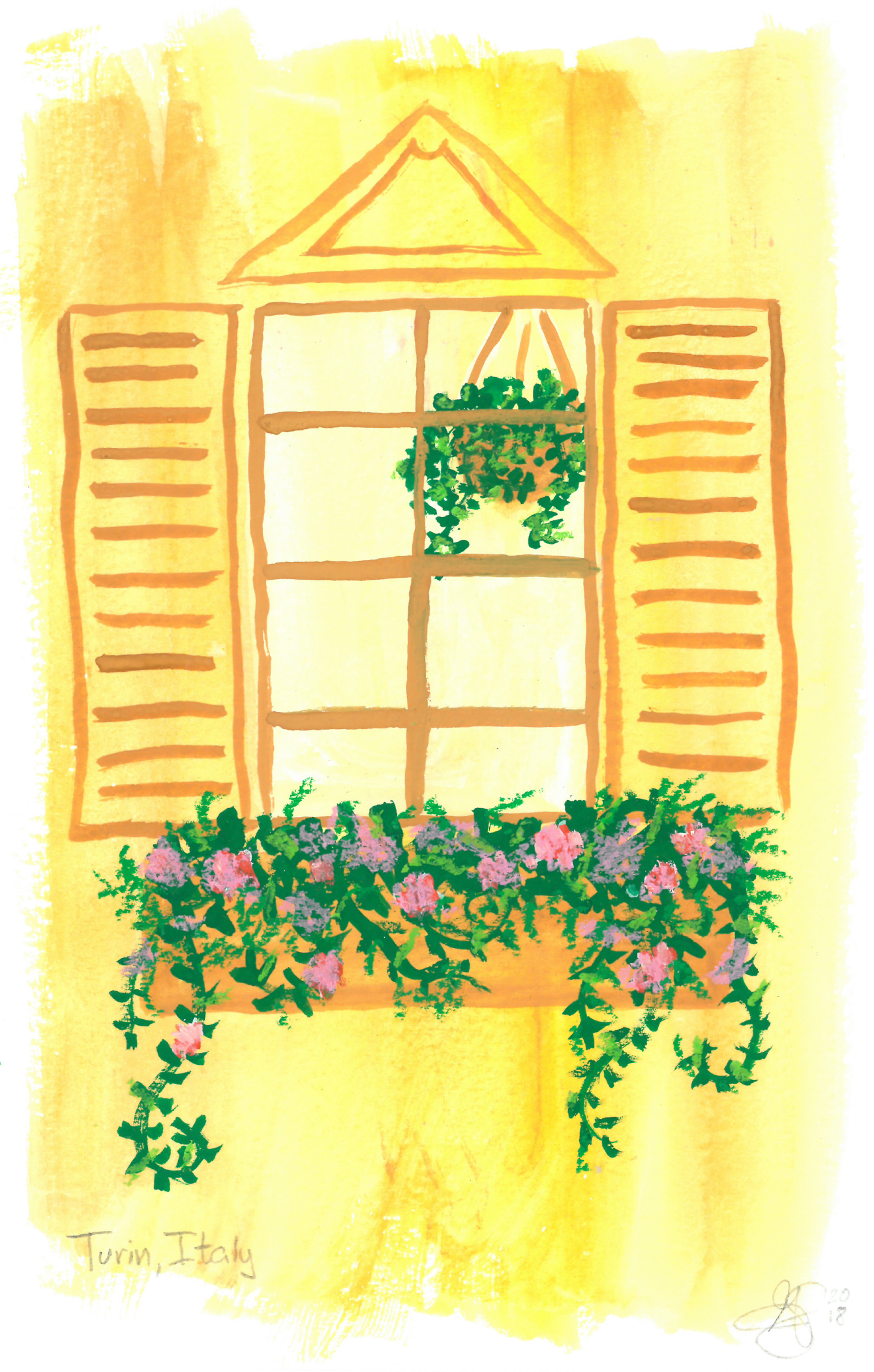 Torino Window, 2018