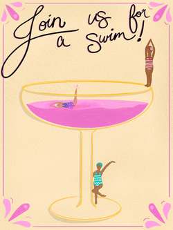 Join us for a swim!, 2020