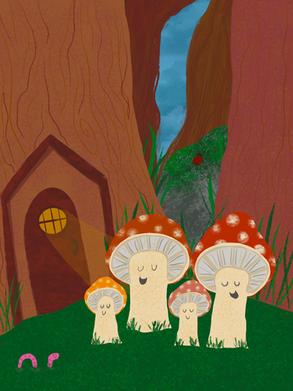 Mushrooms, 2020