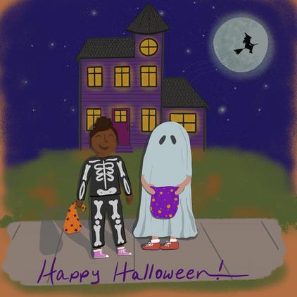 Happy Halloween, 2020