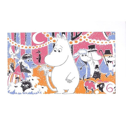 Moomin poster No 6