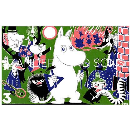 Moomin print No 3