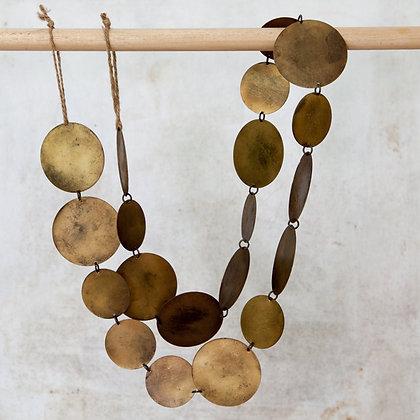RANU metal garland