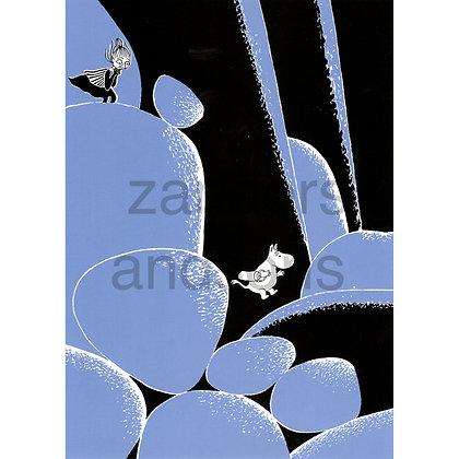 Moomin print BOULDERS