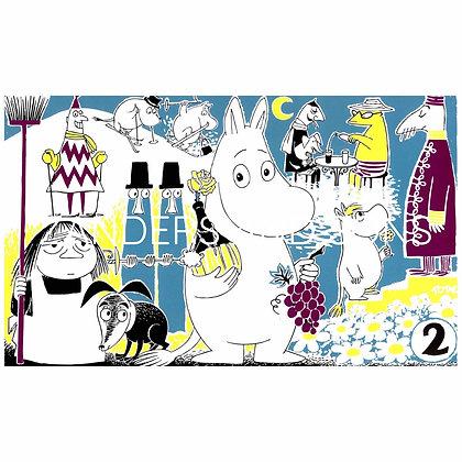 Moomin print No 2