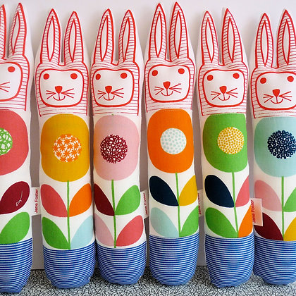 SCANDI Flower Bunny