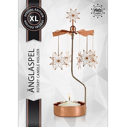 Rotary Star Candle holder XL