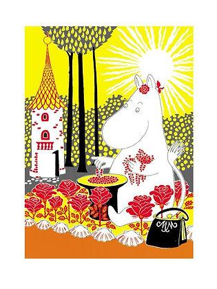 Moomin Mamma poster