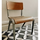 Thumbnail: Vintage James Leonard School chair