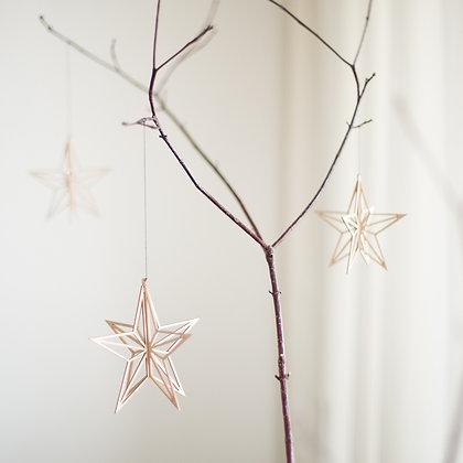 Wooden Star - VALONA design