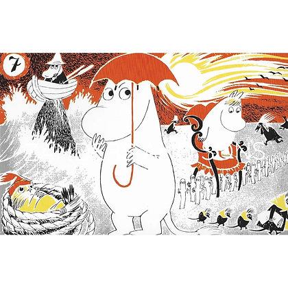 Moomin print No 7