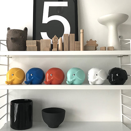 Norsu coin bank by OMM Design