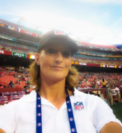 NFL Uniform inspector