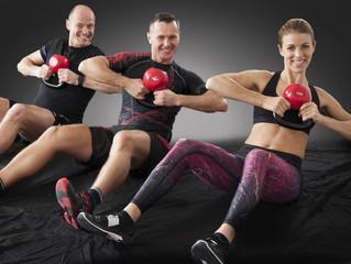 Posso fazer funcional e musculação?