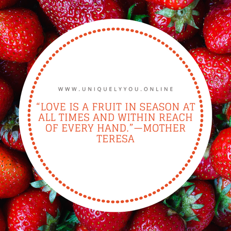 Love is a Fruit
