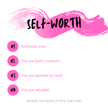 Self- Worth : Motivational Monday
