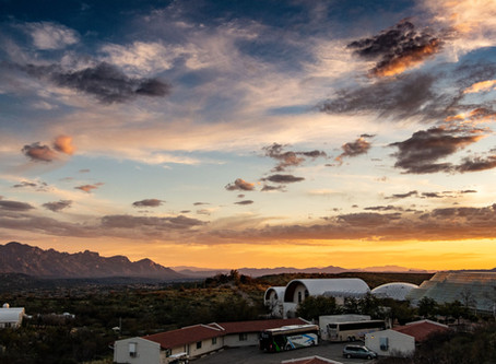 New Voices gather at Biosphere2; form working group on COV-19