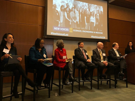 Dr. Patricia Silveyra co-leads National Academies Diversity Panel