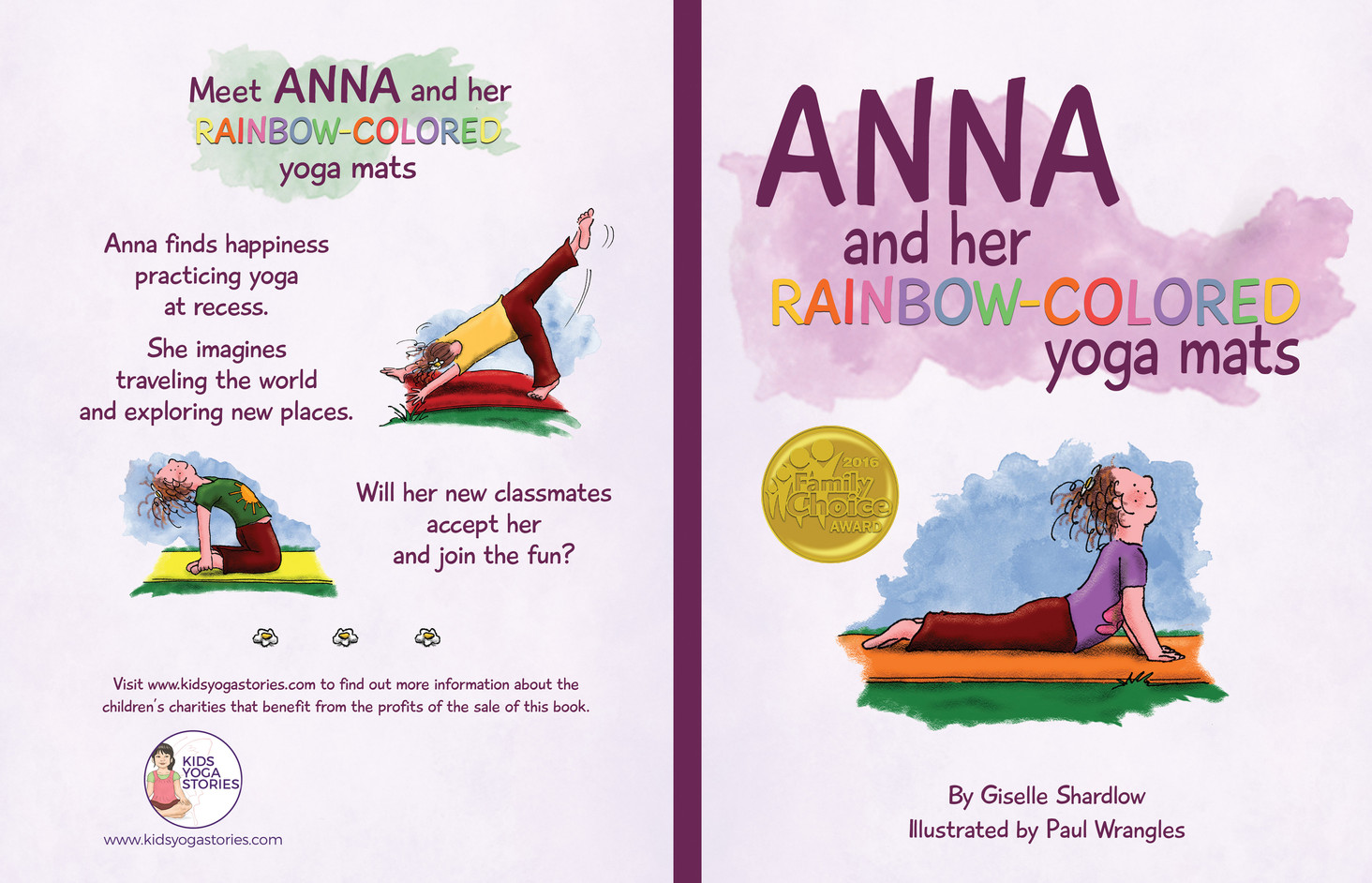 Anna and her Rainbow-Colored Mats (Award Winner)